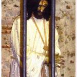 jesus in prison