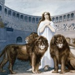 st-blandina-in-the-arena-with-lions