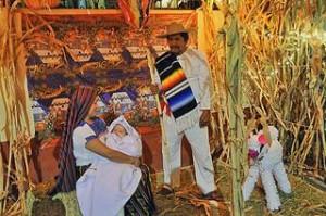 mexico live nativity