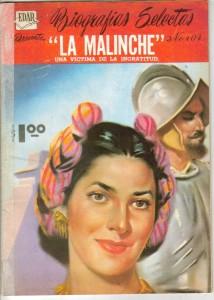 malinche book
