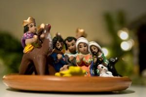 mayan nativity