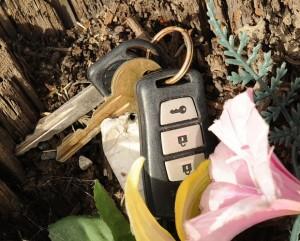 r keys